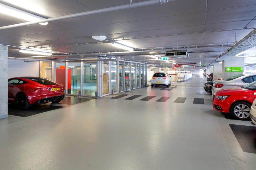 Parking interior