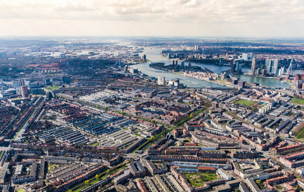 FORSE INVESTERING IN ROTTERDAM ZUID
