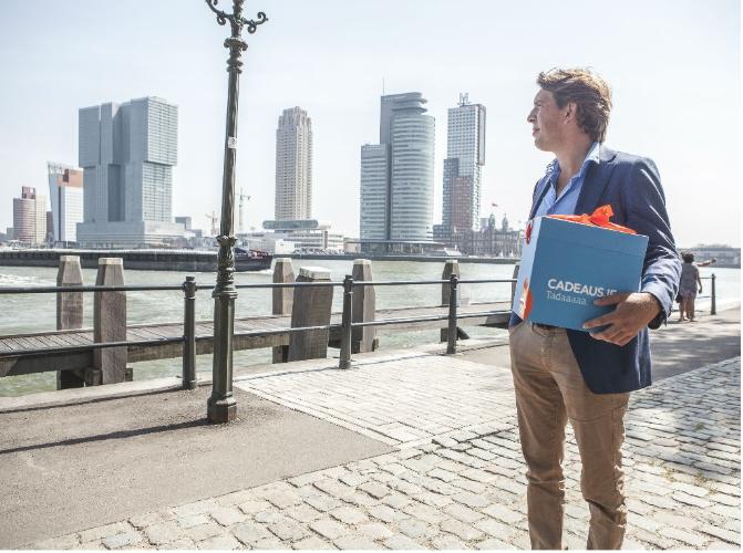 9 Tech start-up uit Roteerdam die het gaan maken