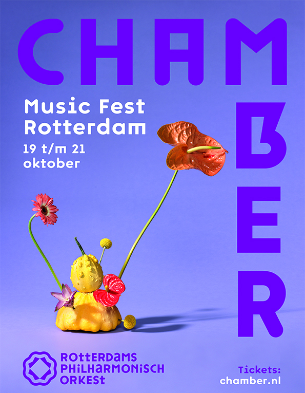 New international ChambeR Music Festival at De Rotterdam