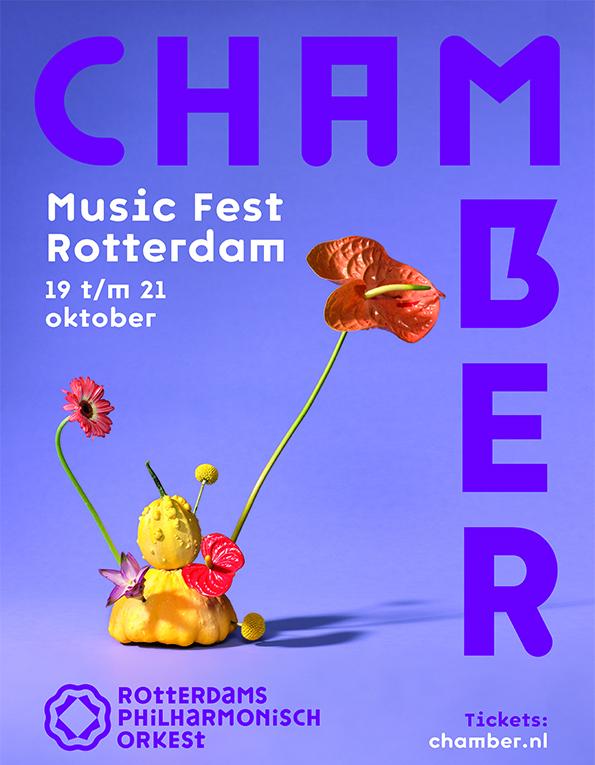 Nieuw international kamermuziekfestival Chamber in De Rotterdam